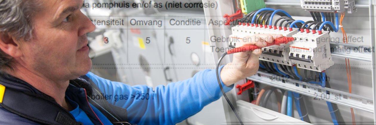 Welke elektrotechnische inspecties zijn noodzakelijk voor uw bedrijf?