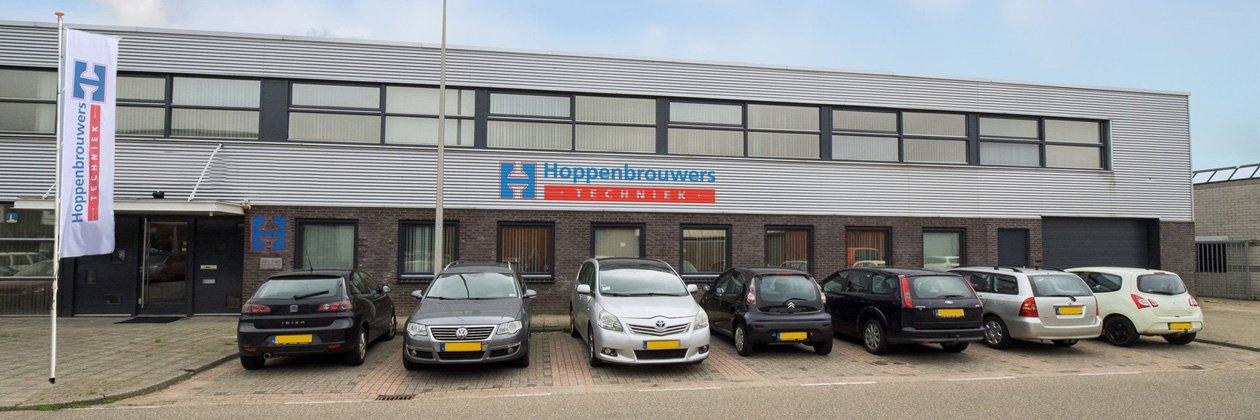 Hoppenbrouwers opent specialistische Industriële automatisering vestiging in Utrecht