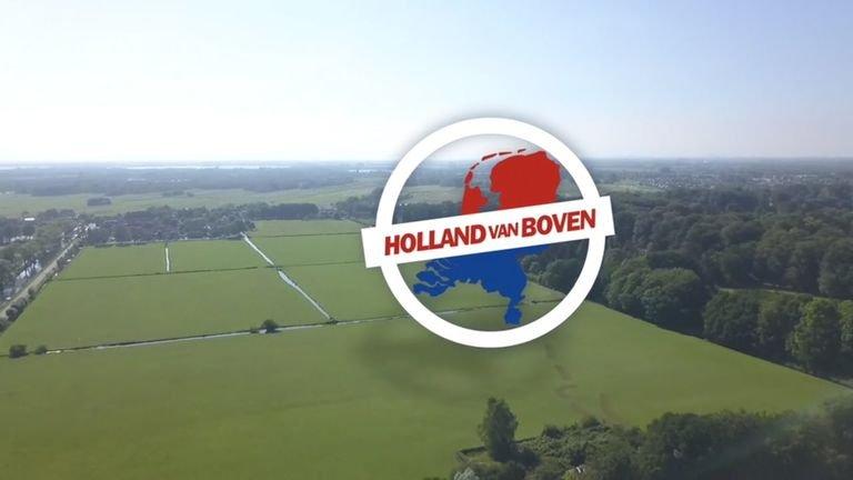 Uitzending Holland van Boven op SBS6
