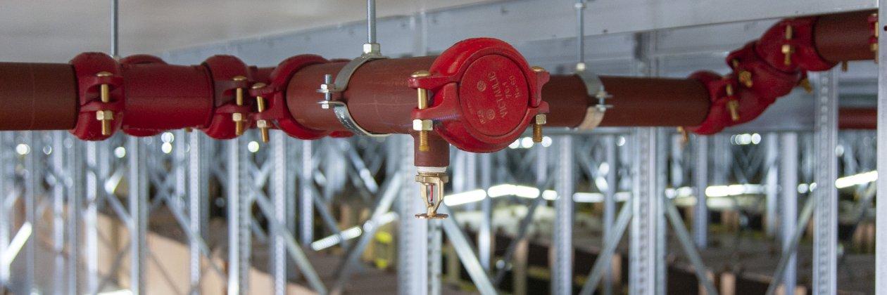 Sprinklerteam behaalt certificaat VBB-systemen