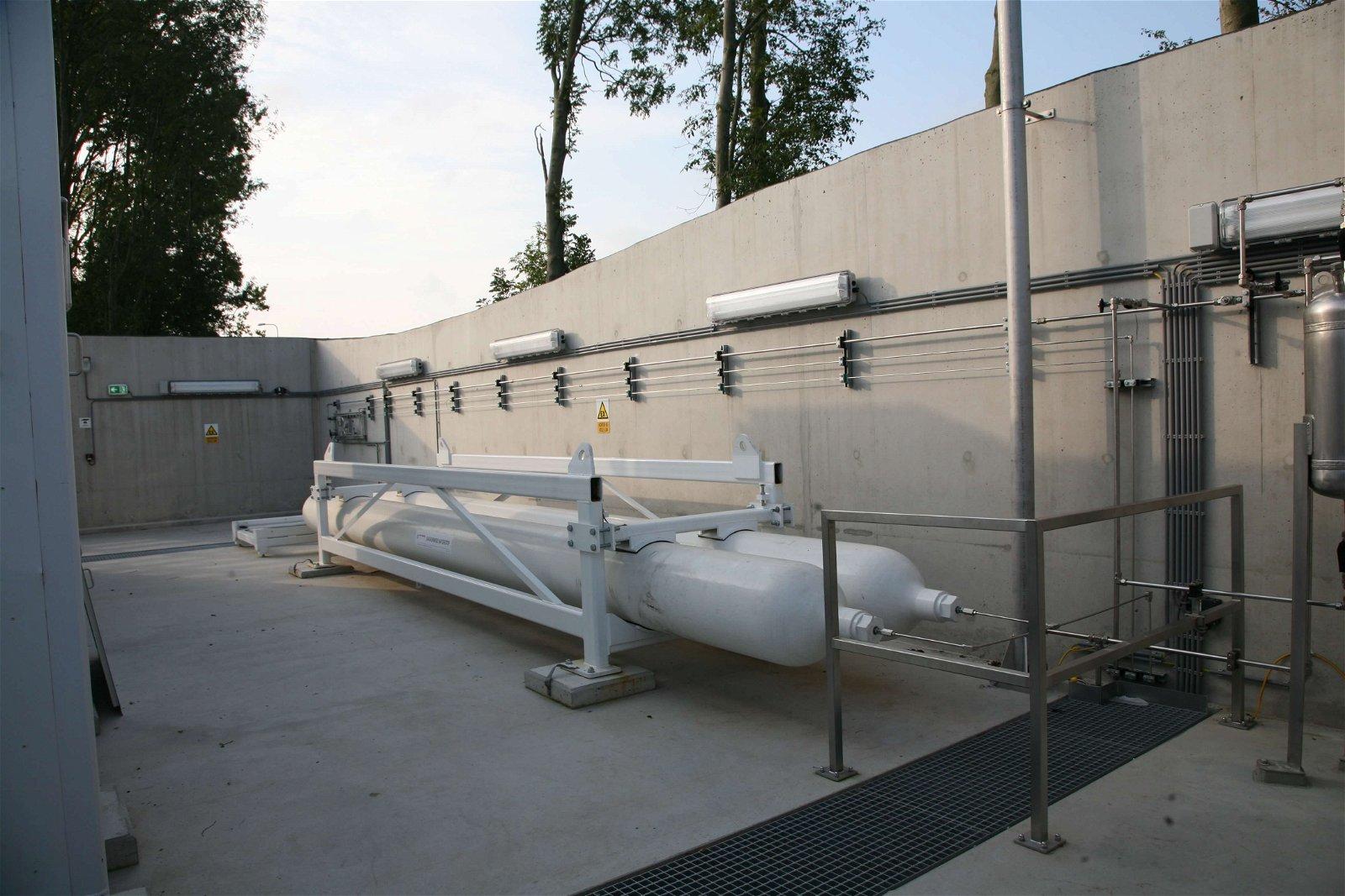 Hoppenbrouwers Techniek voorzag Air Liquide Rhoon van technische installaties