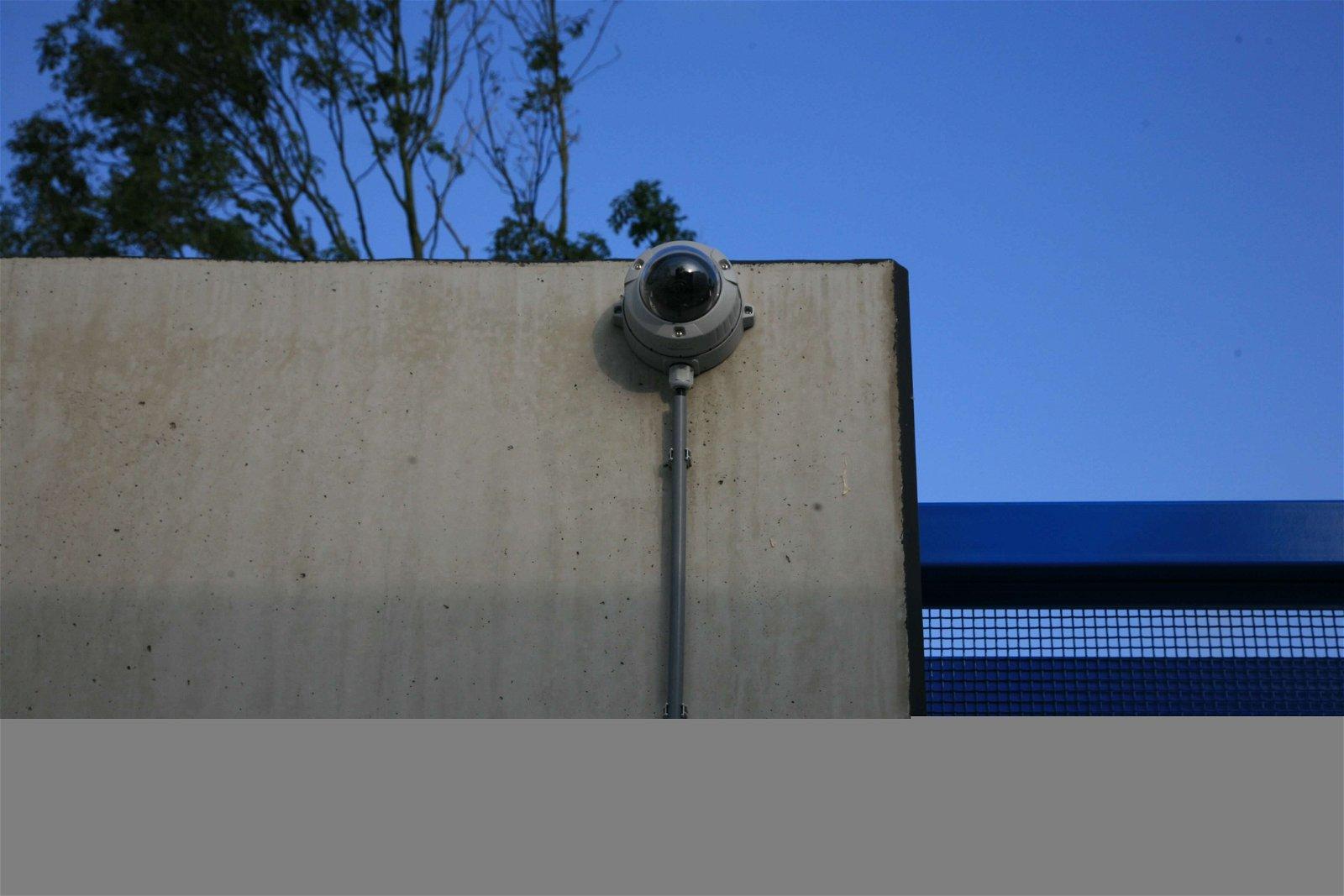 Camerabeveiliging bij Air Liquide rhoon door Hoppenbrouwers Techniek