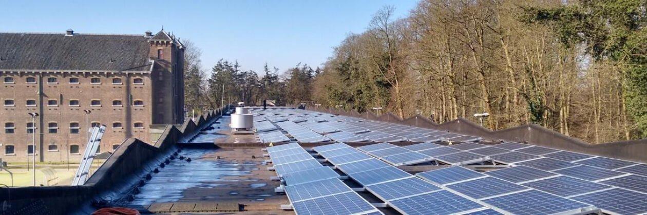 393 zonnepanelen voor FPC Dr. S. van Mesdag