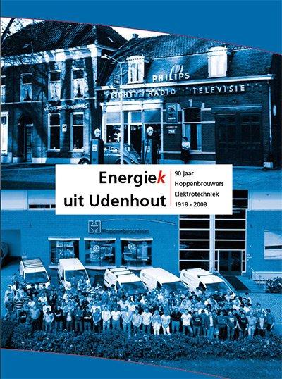 Boek Energiek uit Udenhout door Hoppenbrouwers Techniek
