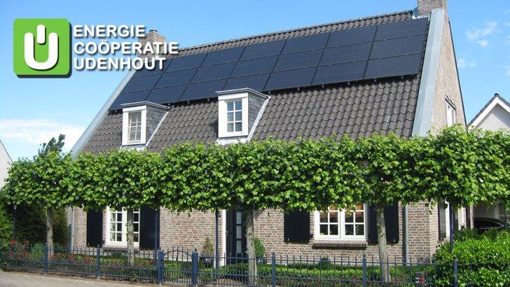 Hoppenbrouwers Techniek is een geselecteerd installateur van collectief zonnepanelen door Energie coöperatie Udenhout