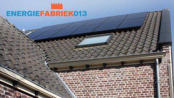Hoppenbrouwers Techniek is een geselecteerd installateur van collectief zonnepanelen door Energiefabriek013