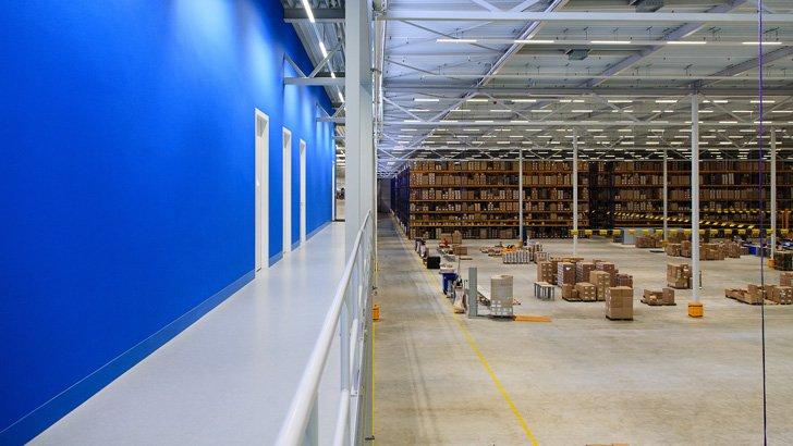 Beheer, Service & Onderhoud voor Distributie en Logistiek