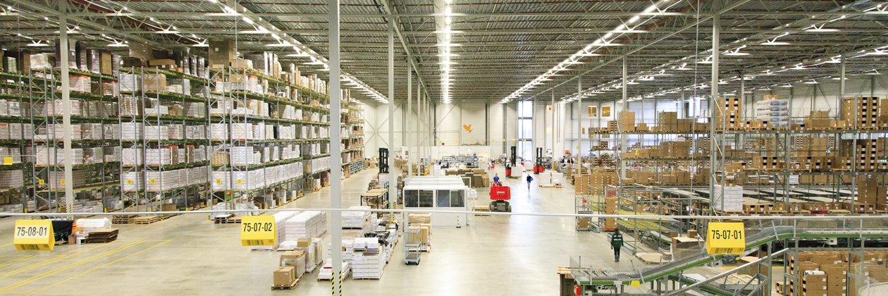 Elektrotechniek voor distributie & logistiek