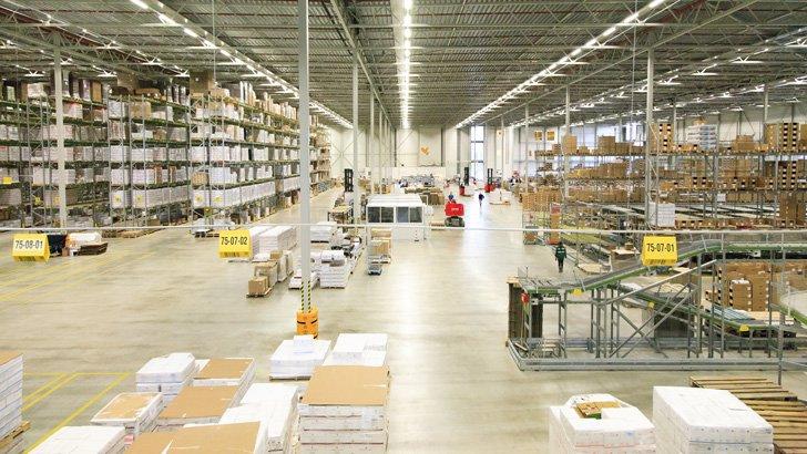 Elektrotechniek voor distributie en logistiek