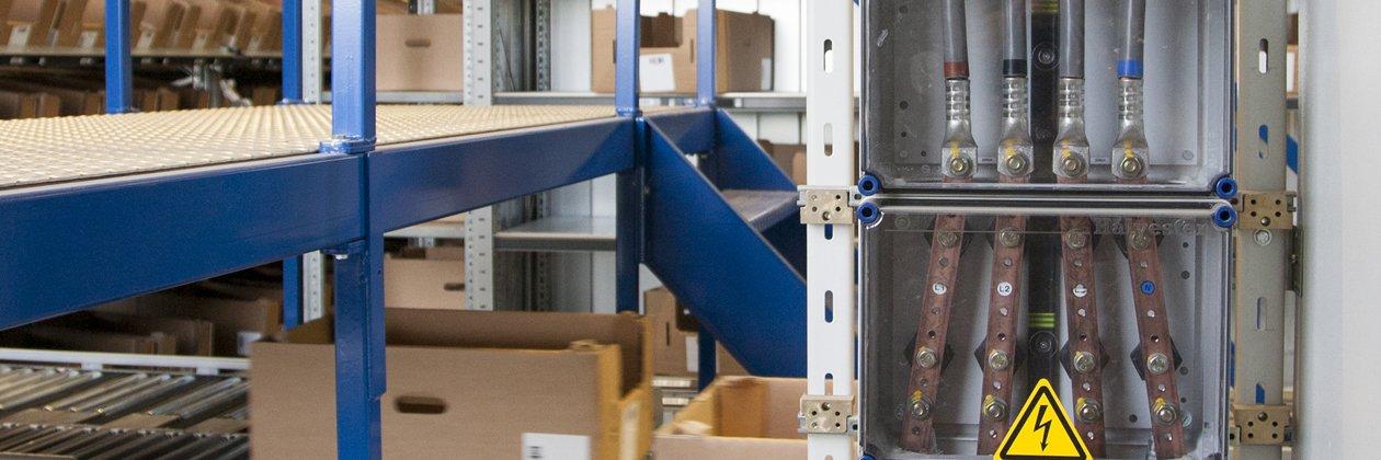 Industriële Automatisering voor distributie & logistiek