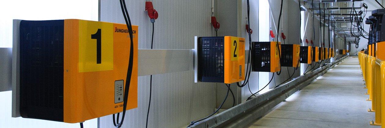 Inspecties voor distributie & logistiek