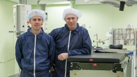 ETZ hybride operatiekamers