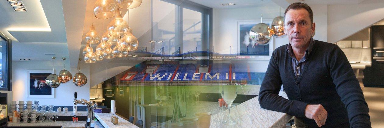 Een nieuwe skybox bij Willem ll