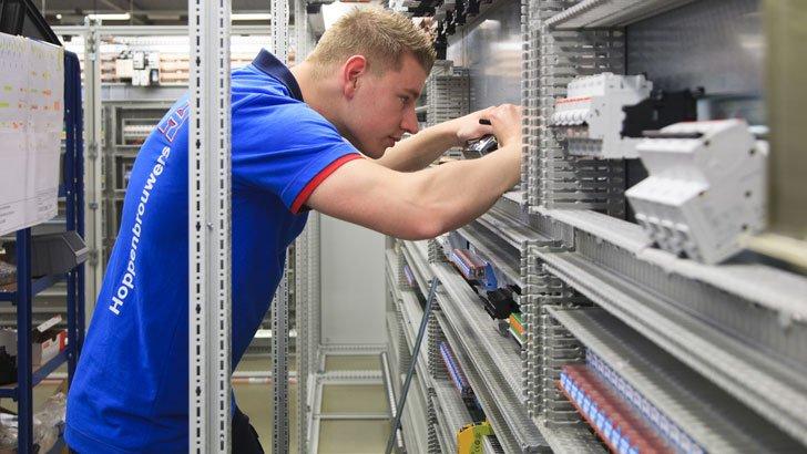 Met een elektrotechnisch installateur van Hoppenbrouwers krijg je advies op maat.