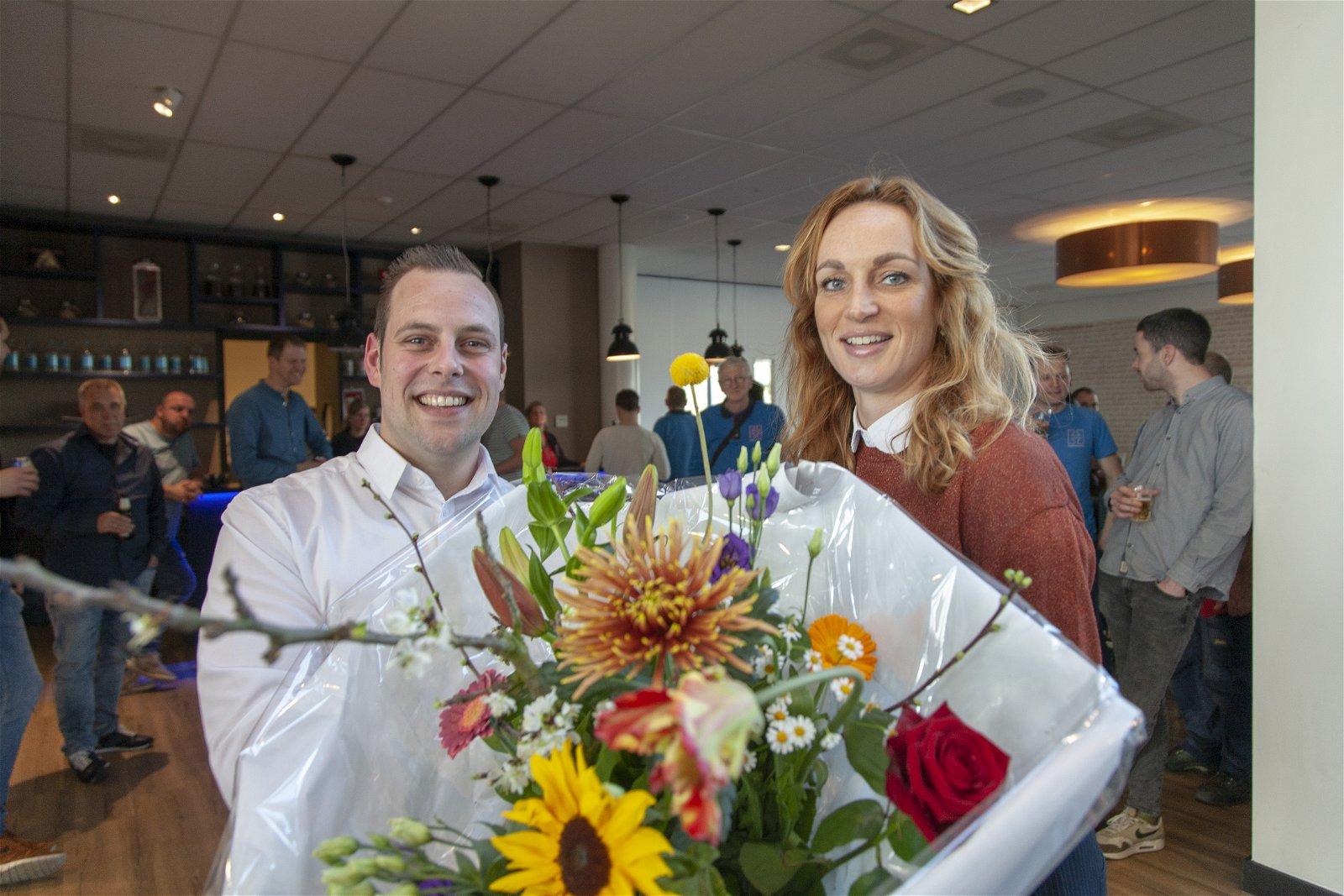 Hoppenbrouwers techniek verwelkomde haar 1000e medewerker