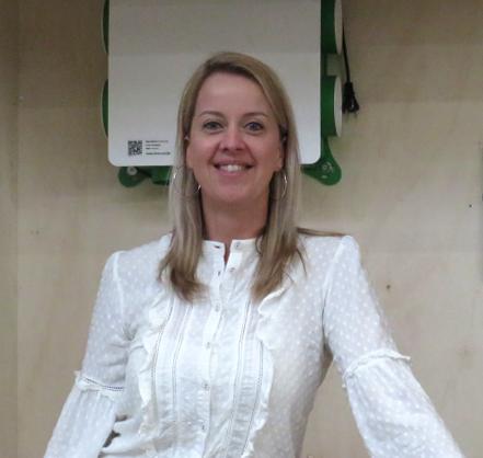 Personeelsfunctionaris Renate leurink van Osch van Hoppenbrouwers Techniek