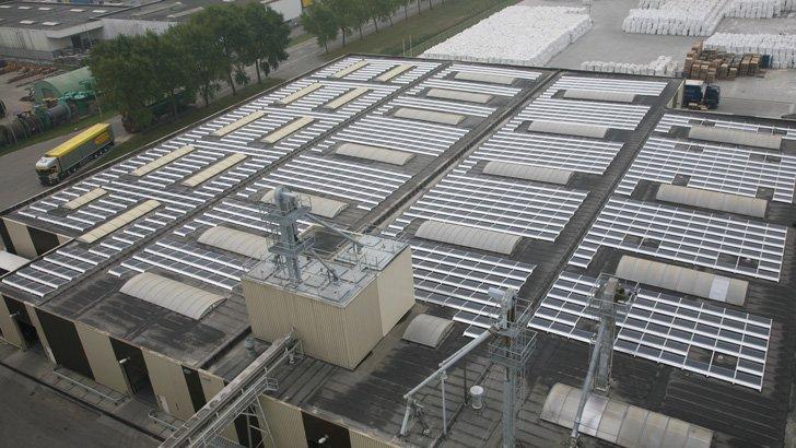 Duurzame Energie voor Industrie