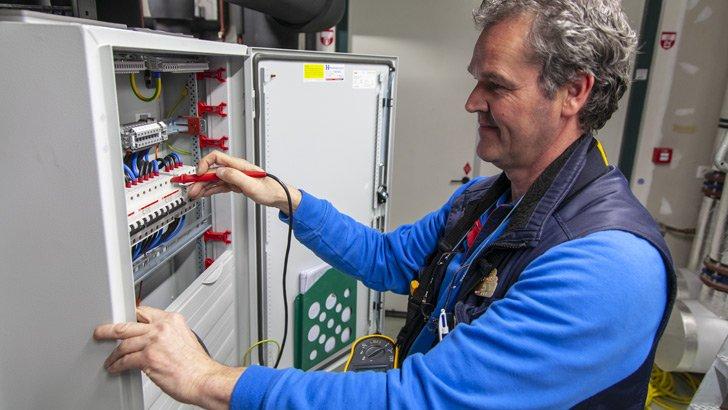 Hoppenbrouwers Techniek verzorgt inspecties voor alle technische installaties
