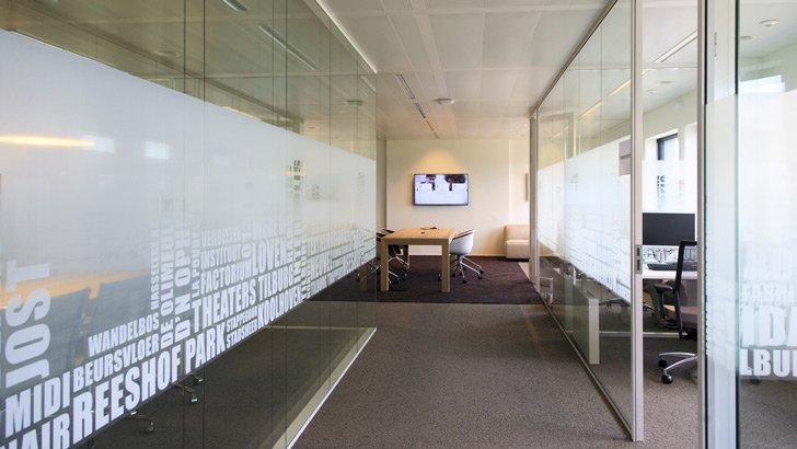 Hoppenbrouwers Techniek verzorgt ook technische installaties voor kantoren