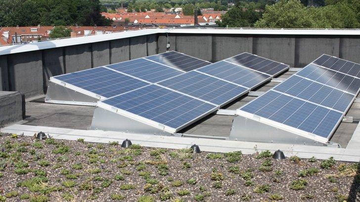 Duurzame Energie voor Kantoren