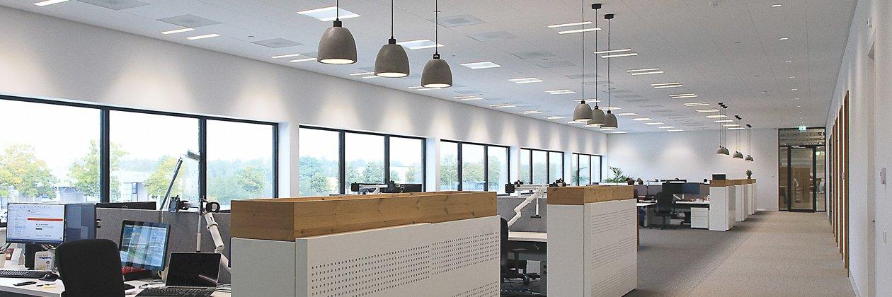 Elektrotechniek voor kantoren