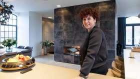 Hoppenbrouwers Techniek legde de domotica installatie aan voor een luxe appartement in Oisterwijk