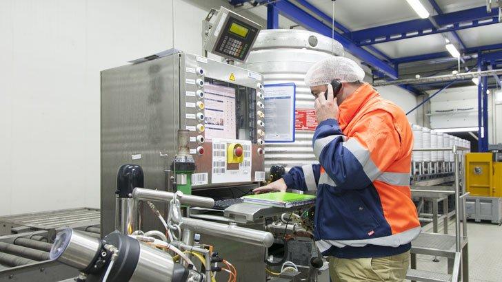 Inspectie: Machinebesturing
