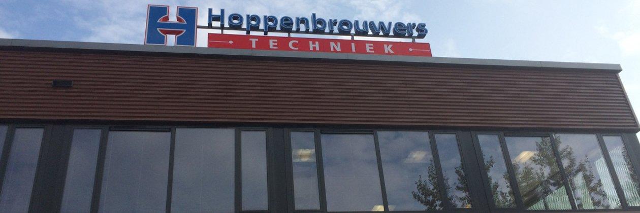 Hoppenbrouwers Techniek Nijmegen