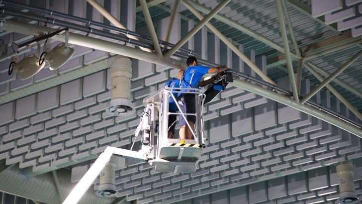 Beheer, Onderhoud & Service: Onderhoud E-Installaties