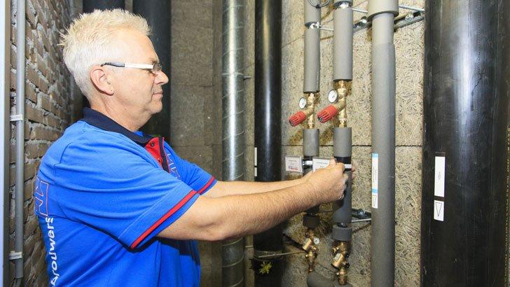 Beheer, Onderhoud & Service: Onderhoud W-Installaties