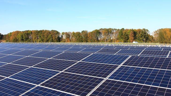 Duurzame Energie: Laat een PV-park aanleggen