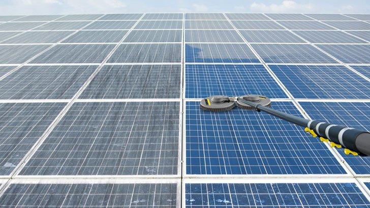 Duurzame Energie: Laat uw zonnepanelen reinigen