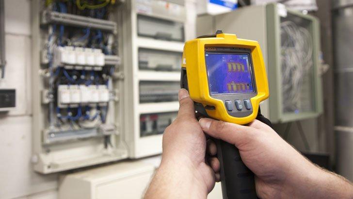 Inspectie: Thermografische inspectie