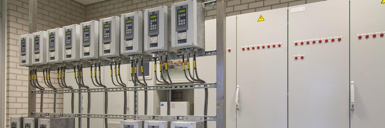 Industriële Automatisering voor water & infra