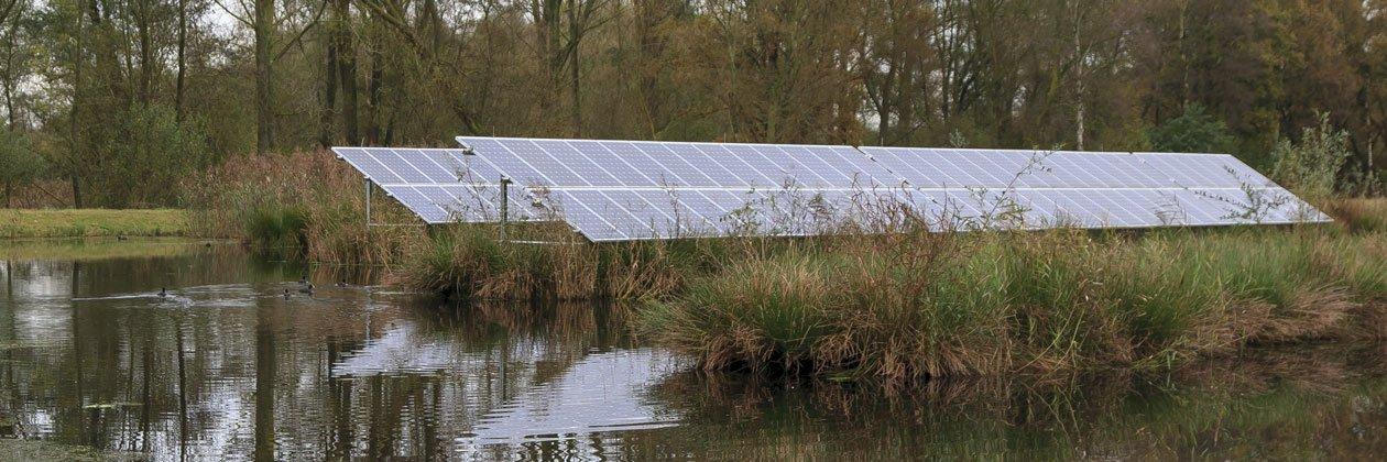 Duurzame Energie voor water & infra