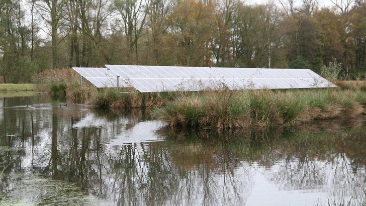 Duurzame Energie voor Water en Infra