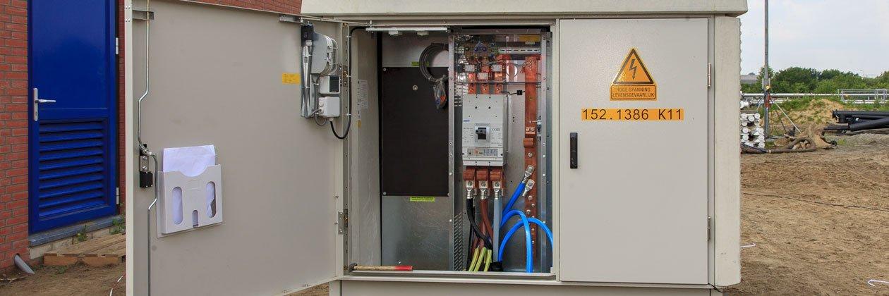 Elektrotechniek voor water & infra
