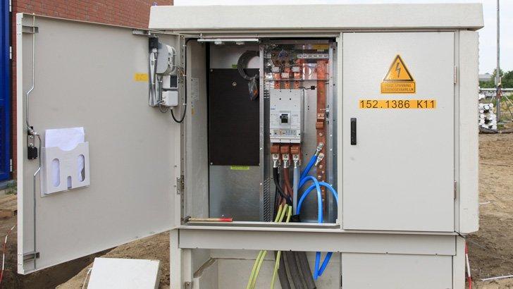 elektrotechniek voor water en infra