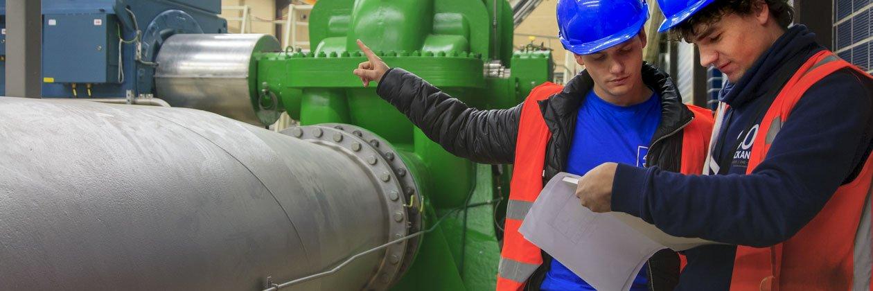 Inspecties voor water & infra