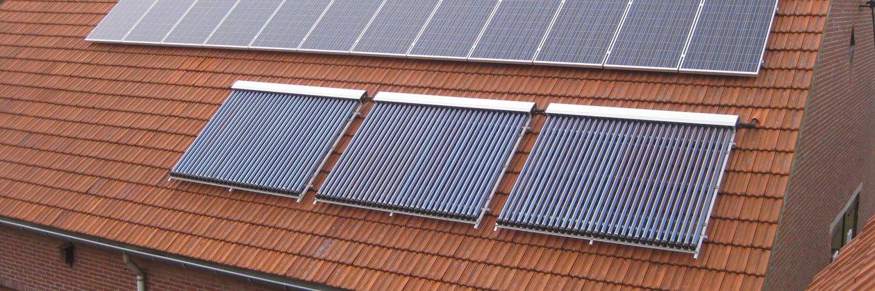 Zonneboilers – duurzaam verwarmen