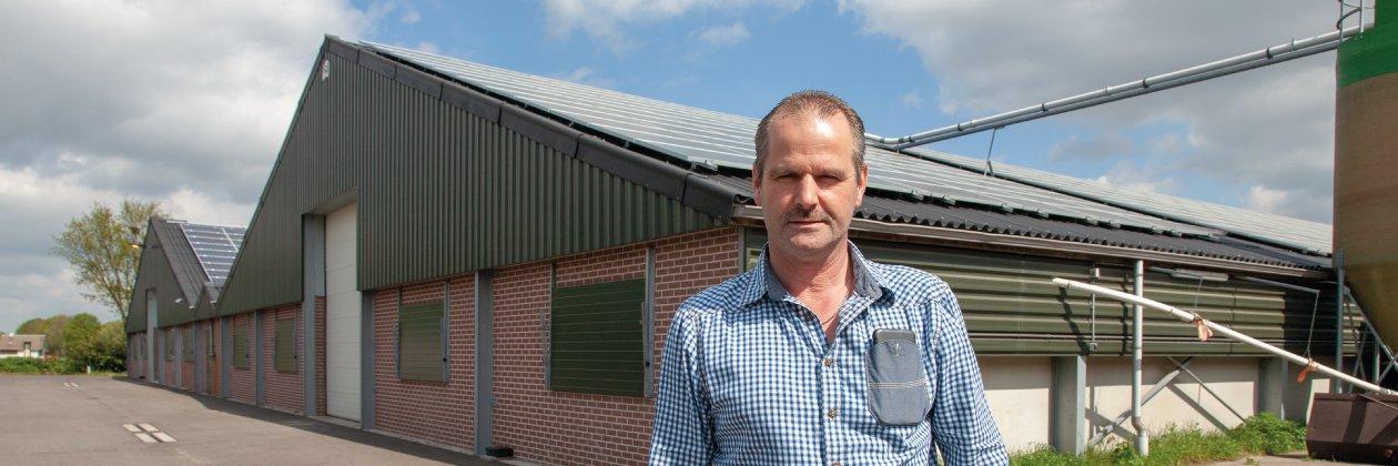 Zonnepanelen voor Poeliersbedrijf Van Berkel B.V.