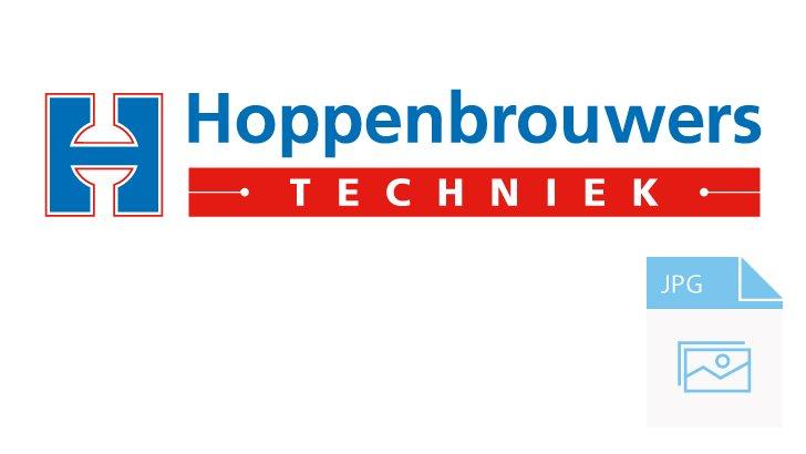 JPG Logo Hoppenbrouwers Techniek