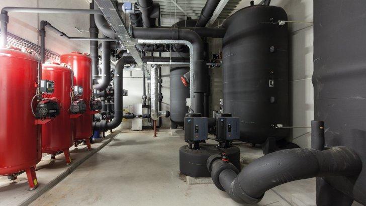 Werktuigbouwkunde: Warmte- Koudeopslag installaties (WKO)