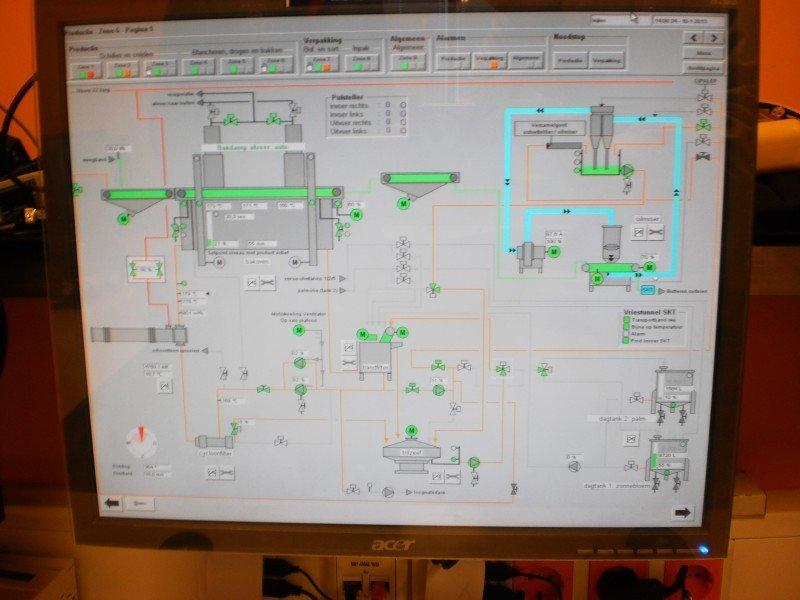 Software voor Agristo door Hoppenbrouwers Techniek