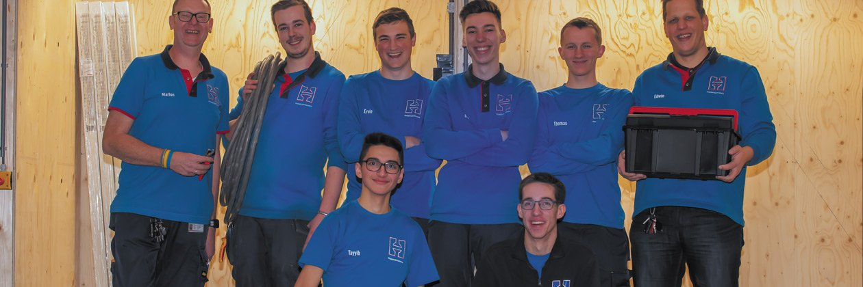 6 leerlingen in eerste jaar praktijkschool Roosendaal