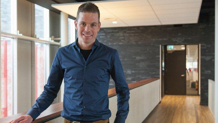 Directeur ziekenhuizen Marcel Hendrikx van Hoppenbrouwers Techniek