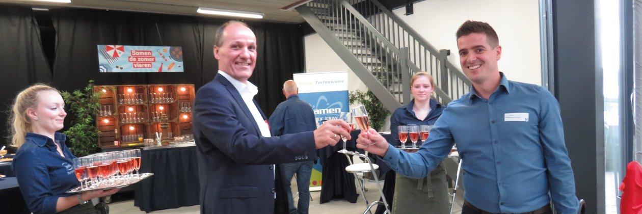 Opening nieuw pand in Nijmegen