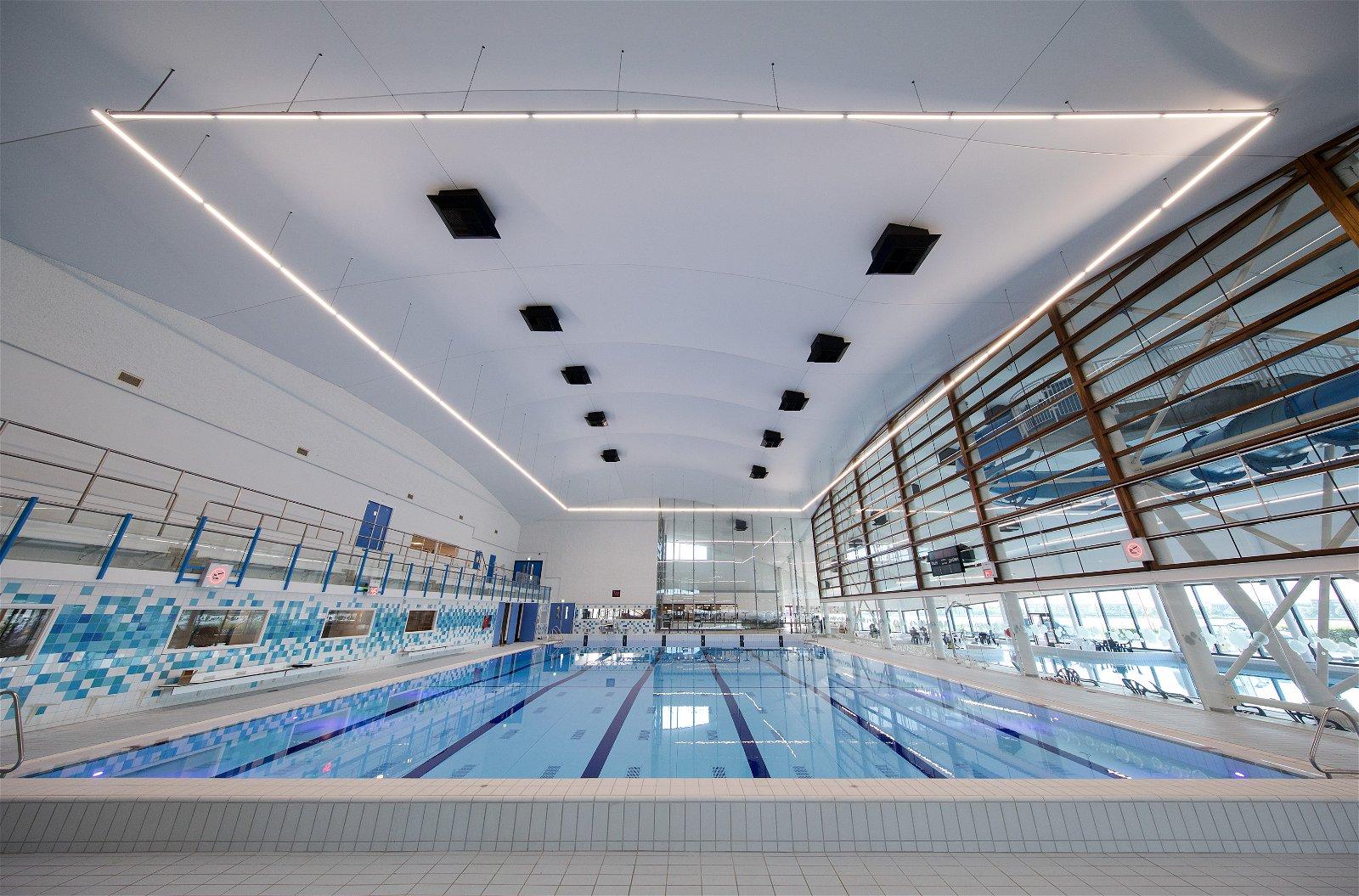 Modernisering zwembad als uitdaging