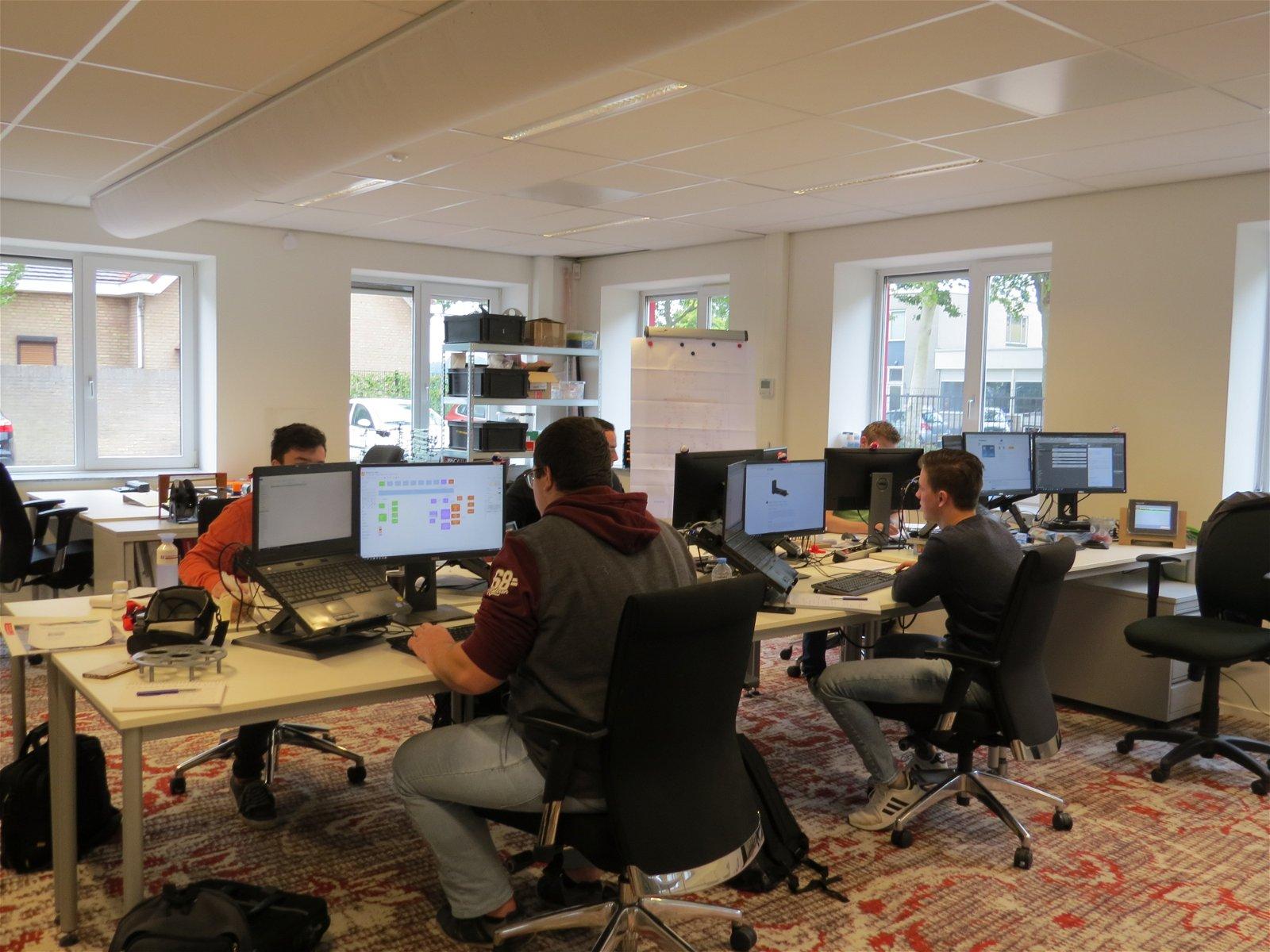Hoppenbrouwers Experience Center verwelkomt nieuwe studenten