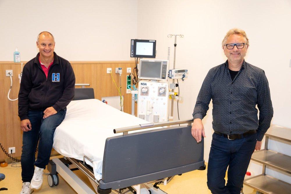 Hoppenbrouwers Techniek werkte mee aan een rigoureuze verbouwing in het Rijnstate ziekenhuis